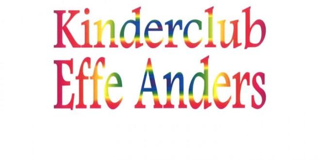 Kinderclub Effe Anders