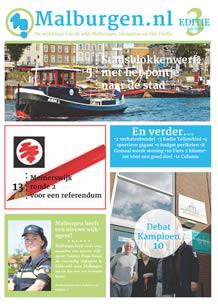 wijkkrant Malburgen editie 3
