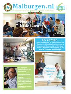 online versie wijkkrant Malburgen.nl December