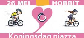 Kom naar de Giro d' Italia Koningsdag Piazza op dinsdag 26 april!