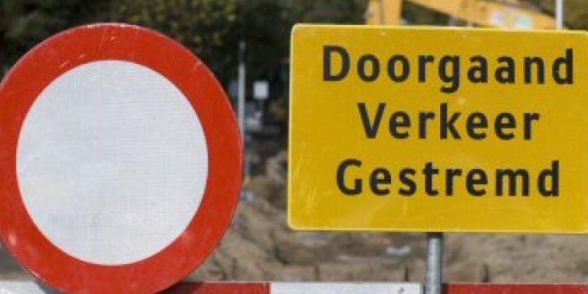 Afsluiting Willemstunnel – 5 augustus tot 2 september