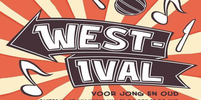 27 Augustus – kom naar het Westival!