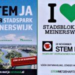 referendum Meinerswijk Stadsblokken