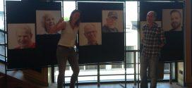 Expositie 'bewoners in beeld ' in Malburgstaete