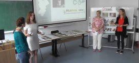 Internationale studenten bedenken ideeën voor sociale ondernemingen in Malburgen