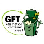 afbeelding GFT container