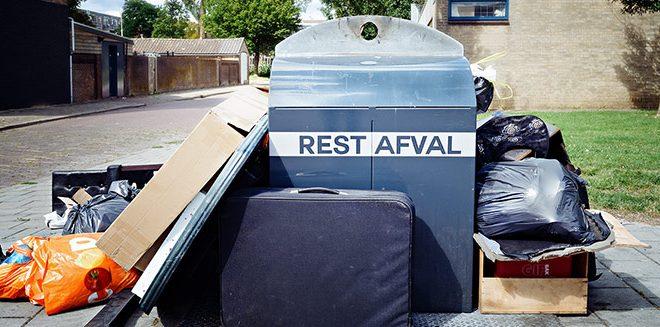 Geen afvalpas meer nodig voor ondergrondse afvalcontainers: schonere wijk?