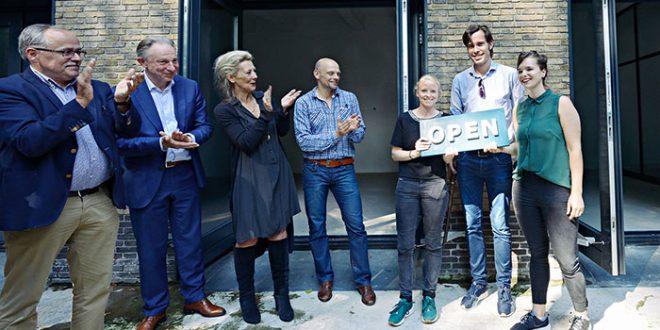 Nieuwe start voor historisch gebouw Brinkman Vissergemaal en haar bewoners