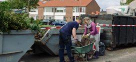 21 April – tuinopknap & opschoonactie Malburgen Oost-Noord