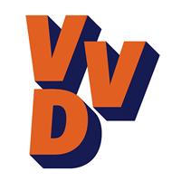 logo VVD