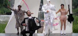 6 juni tm 24 juni – Cirque de la Liberté met de voorstelling BLOES! in de uiterwaarden