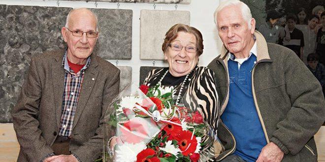 In memoriam: Cisca Arnold