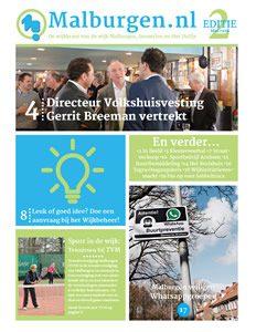 wijkkrant Malburgen.nl editie 2 2018