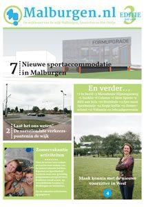 wijkkrant Malburgen editie 3 2018