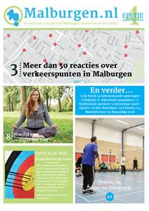 wijkkrant Malburgen.nl editie 4 2018