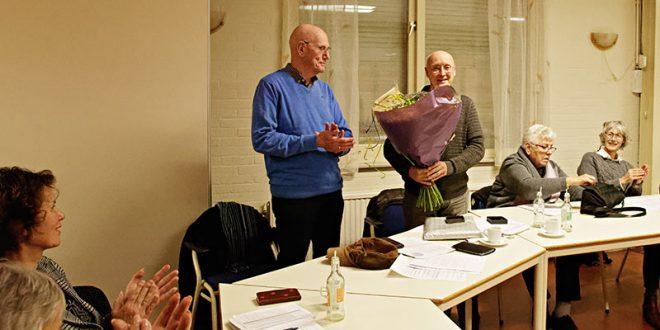 Lex Achterstraat neemt afscheid van het Wijkbeheer Malburgen