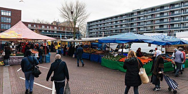 Waarom gaat u (niet) naar de markt in Malburgen?