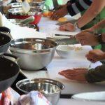 Samen koken in MFC de Spil