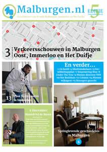 Wijkkrant Malburgen.nl editie 5