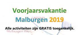 4 dagen gratis vakantie-kinderactiviteiten in Malburgen