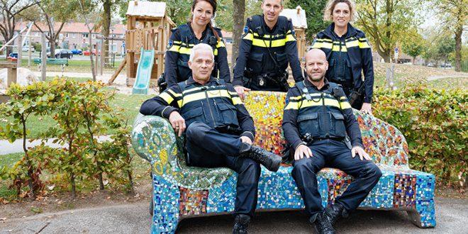Politie krijgt eigen wijkpost in Malburgen