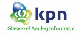 Glasvezelvoorbereiders van KPN NetwerkNL langs de deuren