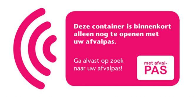 In Malburgen Oost-Noord gaan ondergrondse containers dicht vanaf 3 juni