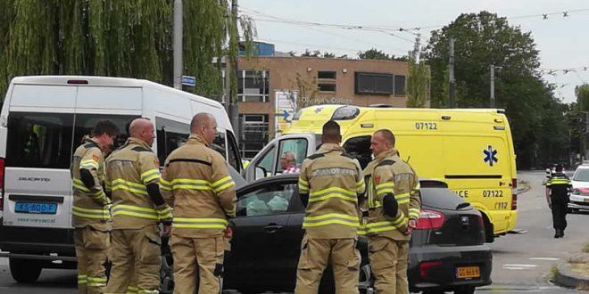 Weer ongeluk op kruising Koppelstraat-Zeegsingel