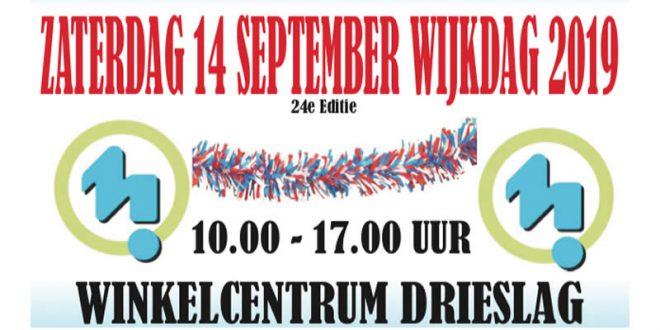 14 september – Wijkdag Malburgen
