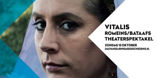 Vitalis – Een Romeins-Bataafs theaterspektakel in de openlucht