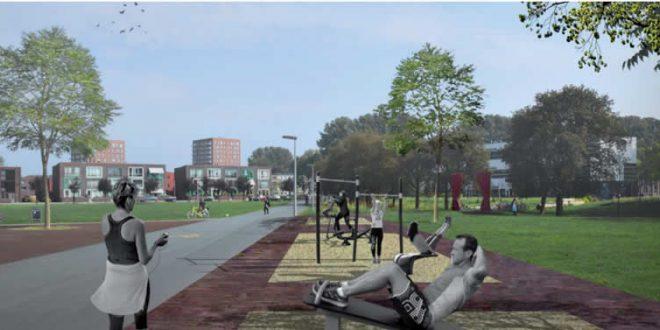 De Beweegtuim – vanaf deze zomer in Park Malburgen West