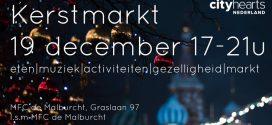 19 december – Kerstmarkt in en voor MFC Malburcht