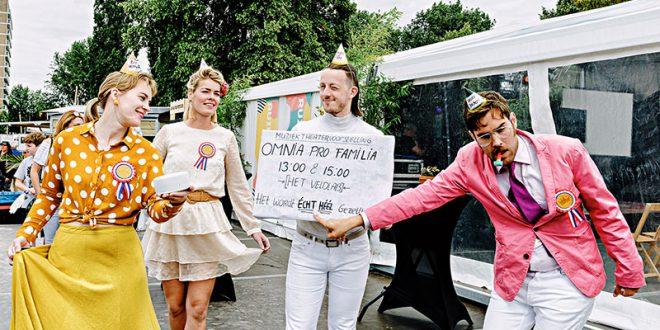 Kunst- en cultuurfestival Ruimtekoers Festival uitgesteld naar september