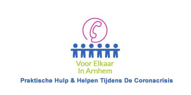 Voor Elkaar In Arnhem – Praktische Hulp & Helpen