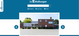 Vernieuwde website inmalburgen.nl vanaf deze zomervakantie online