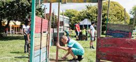 Hutten bouwen maandag 10 augustus afgelast bij het Huis voor de Wijk