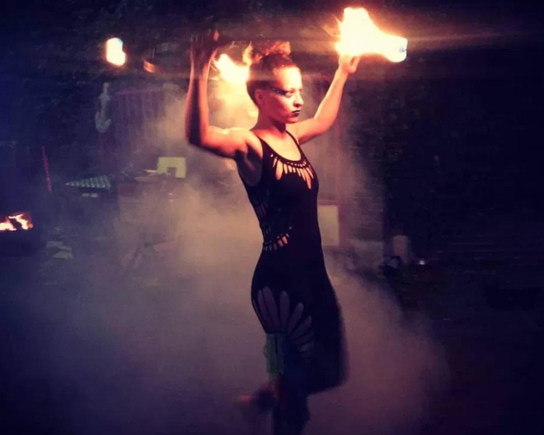 Ruimtekoers vuur