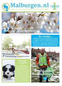 wijkkrant Malburgen.nl editie 1 2021